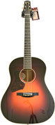 Bourgeois Slope D/SS Sunburst Adirondack Top LH #004830  (Pre-Owned)