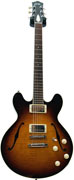 Collings  I-35 Deluxe Tobacco Sunburst Dot Inlays (Pre-Owned)
