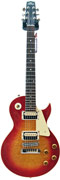 Heritage H-140 Cherry Sunburst Circa 1986 (Pre-owned)