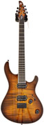 Mayones Regius 6M Trans Dirty Brown Burst