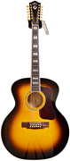 Guild F412 Antique Burst 12 string