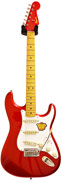 Squier Classic Vibe Strat 50's MN Candy Apple Red