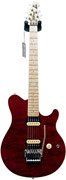 Music Man Axis Floyd Rose MN Translucent Red #300501000