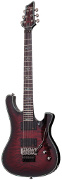 Schecter Hellraiser 006 FR Crimson Red Burst (2013)