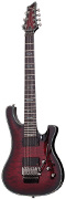 Schecter Hellraiser 007 FR Crimson Red Burst (2013)