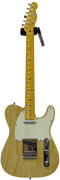 Fender Custom Shop Deluxe Tele Trans Ash Tbnd MN Natural