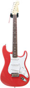 Fender Custom Shop Guitarguitar Dealer Select 59 Stratocaster Faded Fiesta Red RW (2012) #R68193