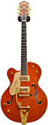Gretsch G6120LH Chet Atkins LH Orange Stain
