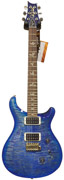 PRS Custom 24 Faded Blueburst 10 Top Pattern Regular Neck #192579
