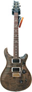 PRS Custom 24 Faded Grey Black 10 Top Pattern Regular Neck #12 191296