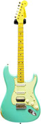 Fender Custom Shop 57 Strat Relic Sea Foam Green Metallic HSS (EVH Humbucker) #XN7359
