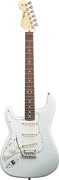 Fender Custom Shop Jeff Beck Strat Olympic White LH #2