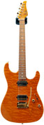 Suhr GuitarGuitar Select #11 Standard One Piece Quilt Maple Roasted MN #17002