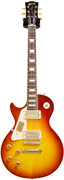 Gibson 58 Les Paul Plain Top VOS LH Washed Cherry NH  #821962