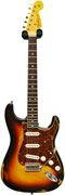 Fender Custom Shop 1960 Strat Heavy Relic 3 Tone Sunburst #R59356