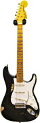 Fender Custom Shop 1968 Heavy Relic Strat Black #R55431