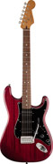 Fender Modern Player Strat HSH RW Crimson Red Transparent