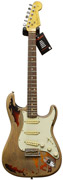 Fender Custom Shop Rory Gallagher RW 3 Tone Sunburst #R71457