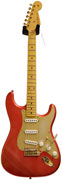 Fender Custom Shop 1956 Stratocaster Relic Melon Candy Gold HW Anodised pickguard #69500