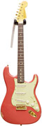 Fender Custom Shop 1960 Stratocaster Relic Fiesta Red Alder RW Gold Hardware #R71366