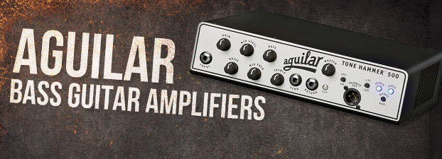 Aguilar Bass Guitar Amplifiers