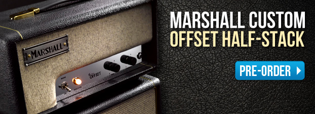 Marshall Custom Offset Half Stack