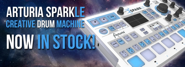 Arturia SparkLE - Now In Stock!