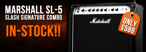 Marshall SL-5 Slash Signature Combo