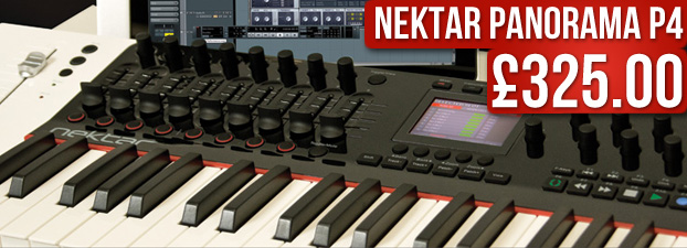 Nektar Panorama P4 - Now In Stock!