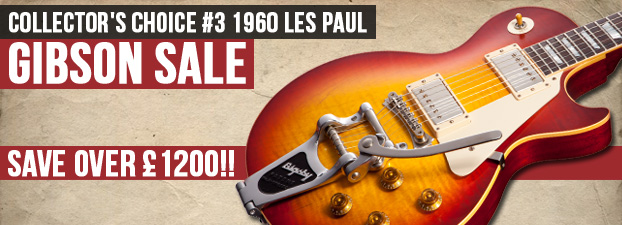 Gibson Collectors Choice #3 Les Paul Sale - Save Over �1200!!