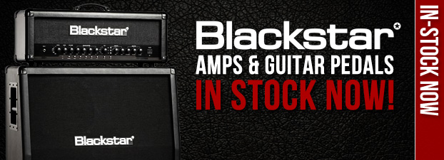 Blackstar Amps & Pedals In Stock Now!