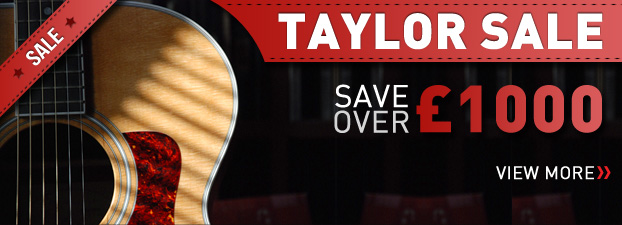Taylor Acoustic Guitar Sale - Save Over �1000