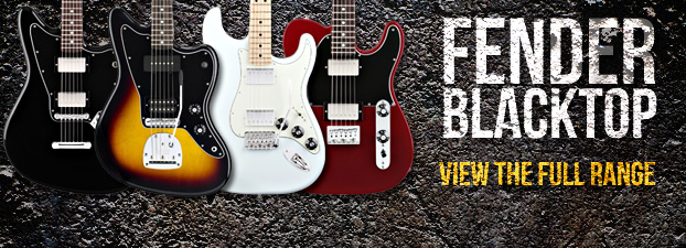 Fender Blacktop Series - Drive Your Tone