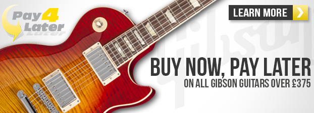 Gibson - Buy Now, Pay Later