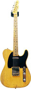 Fender Custom Shop 52 Telecaster Heavy Relic Butterscotch Blonde #R11295 (Pre-Owned)