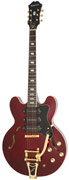 Epiphone Ltd. Ed. Riviera Custom P93  Wine Red