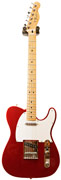 Fender Standard Tele Candy Apple Red MN (New Spec) (Ex-Demo) #MX15655637