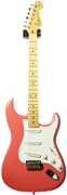 Fender Custom Shop Guitarguitar Dealer Select 59 Stratocaster NOS Faded Fiesta Red MN  #R82168