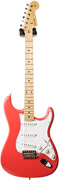 Fender Custom Shop Guitarguitar Dealer Select 59 Stratocaster NOS Faded Fiesta Red MN #R81496