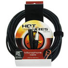 On Stage MC12-25HZ XLR-JACK Microphone Cable 20ft