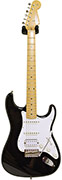 Fender Custom Shop Guitarguitar Dealer Select 59 Stratocaster HSS Black MN #R73259