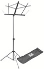 On Stage SM7122BB 3 Piece Music Stand With Bag