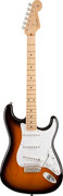 Fender 60th Anniversary 1954 American Vintage Strat MN 2 Colour Sunburst