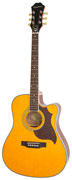 Epiphone FT-350SCE (Min-ETune Equipped) Antique Natural