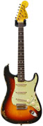 Fender Custom Shop Michael Landau 1968 Strat Sunburst #R77009