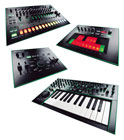 Roland TR-8, TB-3, VT-3 and System-1 - AIRA Ultimate Bundle