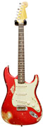 Fender Custom Shop 60's Strat Heavy Relic Candy Apple Red RW #R72937