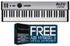Alto Live 61 with FREE Air Hybrid 3 Virtual Instrument