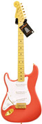 Fender Custom Shop 56 Strat NOS Fiesta Red Gold Hardware AA Birdseye LH #R74818