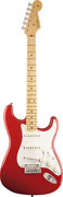 Fender Vintage Hot Rod 50s Stratocaster Maple Board Fiesta Red